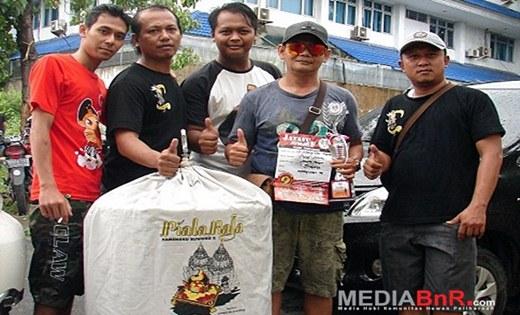 Dewi Sinta Tampil Nyeri, Jangkis Masih Stabil di Jalur Juara