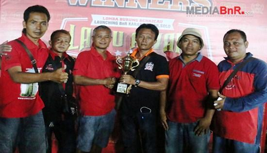 KAMI BC Raih Gelar Perdana di Lawu Award BnR Karanganyar