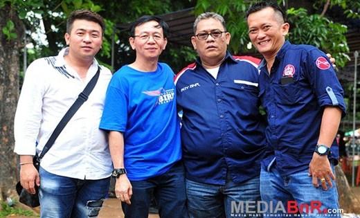 Bang Boy Bersama Kang Pian Berkunjung ke Jambi