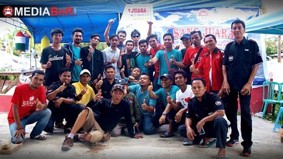 Latpres Exclusive KMMC Bukti Eksisnya Kicaumania dan BnR di Sulawesi Barat