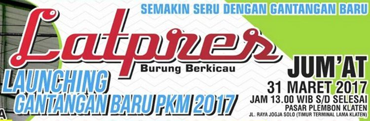 cov_Brosur Launching Gantangan Baru PKM Klaten 31 Maret 2017