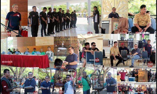Ketua DPRD Kab. Mamuju Tengah Prov. Sulawesi Barat Sapa Kicaumania di Launching BKM BC