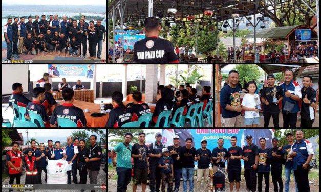 Diklat Juri BnR Angk. 44 Palu dan BnR Palu CUP Pertanda Kembali Bangkitnya Kicaumania di Palu