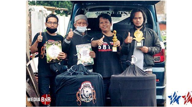 EXCLUSIVE ORIQ JAYA DPW JABAR-1  BLACK METAL & NAHKODA JAWARA KELAS THE ROCK