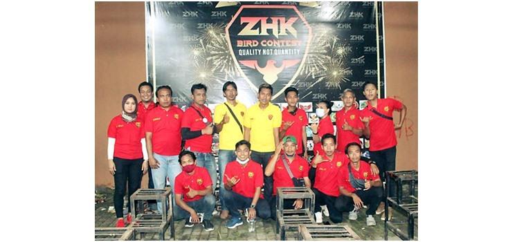 Gebyar Akhir Tahun 2020 ZHK BC Cirebon – Borong Juara Atmaza Team Buktikan Terbaik. Nuklir, Sangkuriang, Bento Gemilang