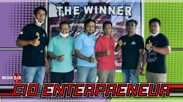 Launching Gantangan Cio Enterpreneur Road To Samudra Brothers Cup 1 Sumatera Selatan