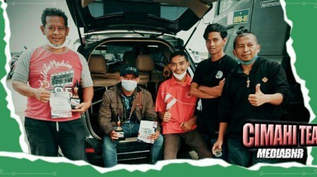 Silaturahmi RACUN, ABABIL dan MATADOR Bawa Cimahi Team Meraih Prestasi