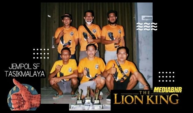 LION KING Bawa Jempol SF Tasikmalaya Berkibar di All Day Murai Bati 1st Anniversary RKN