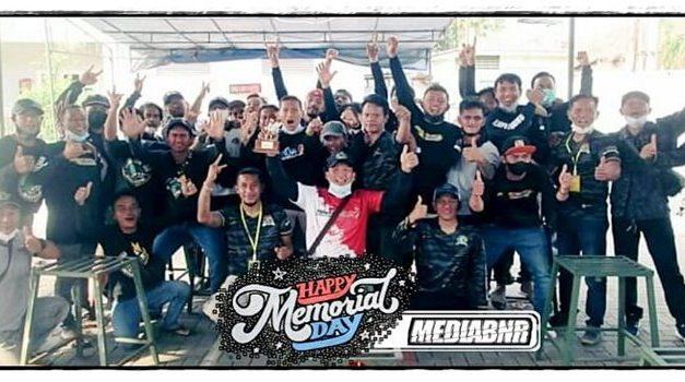 RAJA BIUS, CIKAL dan SIMBA sang jawara final liga komunitas di All Day Murai Batu 1st Anniversary RKN