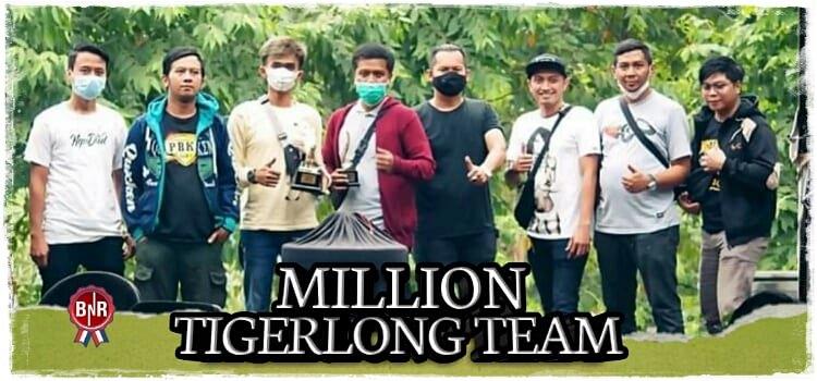 MILLION Pasca Mabung Ukir Kemenangan