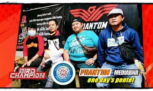 "Bandung Lautan Pentet di ONE DAY""S PENTET Bansel Enterprise Feat Phantom"