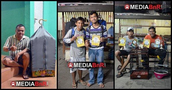 AXL & Demit Watu Stabil – Santana Jr, Pioner dan Babe Bersaing Ketat