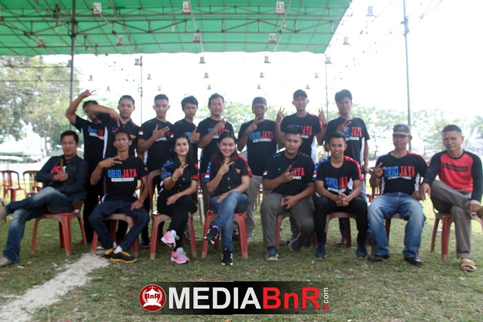 creww Kota Gajah Cup Photo bersama Srikandi Juri Oriq Jaya Indonesia