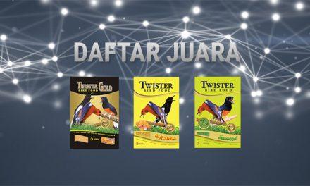 DAFTAR JUARA JB SQUAD AWARD FEAT RA-DEN ENTERPRISE – MINGGU, 24 NOVEMBER 2019