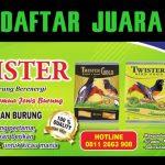 Daftar Juara Latber New Lenggang Jakarta (9/8/2020)