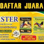 DAFTAR JUARA LATBER NEW NORMAL LINDU AJI BC SEMARANG (4/7/2020)