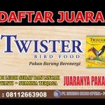 Daftar Juara Latpres Bogor Enterprise JIP (13/10/2019)