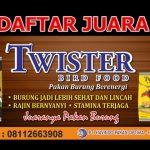 Daftar Juara Latber BnR Leuweungtiis Bandung (18/9/2019)
