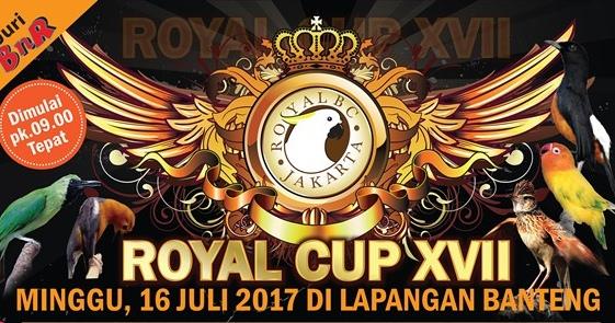 Daftar Juara Royal Cup XVII 2017