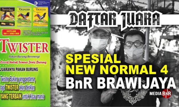 DAFTAR JUARA SPESIAL NEW NORMAL 4 (12/07/2020)