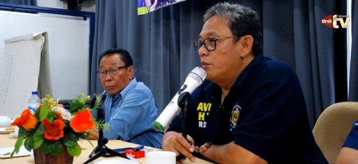 Diklat Juri BnR Indonesia Angkatan 30, Cipayung – Bogor