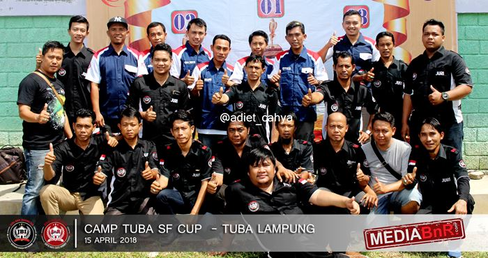 Launching BnR Tuba Kacer The Zarot Cetak Quatrick, MB Cabe Rawit Dan LB Queen Cetak Double Winner