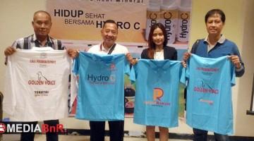 Sponsorship Hydro-C ramaikan perkutut mania