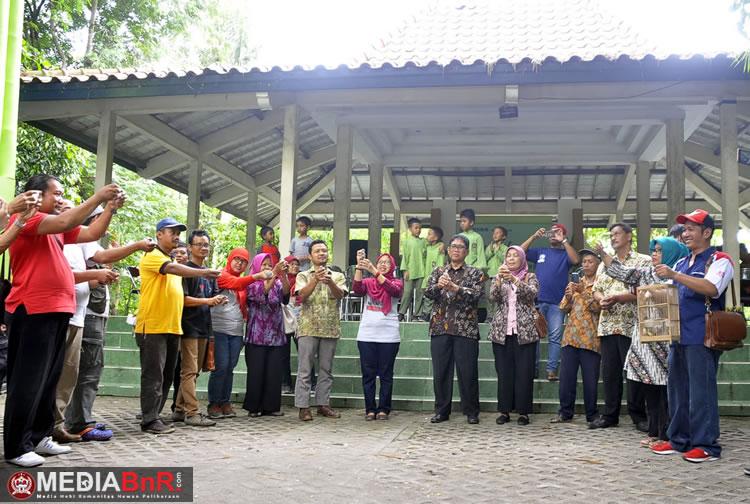 BKSDA Yogyakarta Kolaborasi Mesra dengan BnR Jogja Demi Konservasi