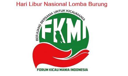 14 Agustus Hari Kicaumania Indonesia