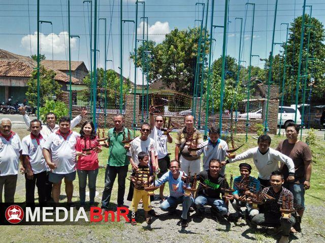Janoko dan Majapahit Perkasa, Team Perkutut Rakyat Semarang Borong Piala