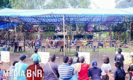 BnR Paeng Bersatu : Fungsikan 10 Juri, Nyi Blorong raih poin tertinggi