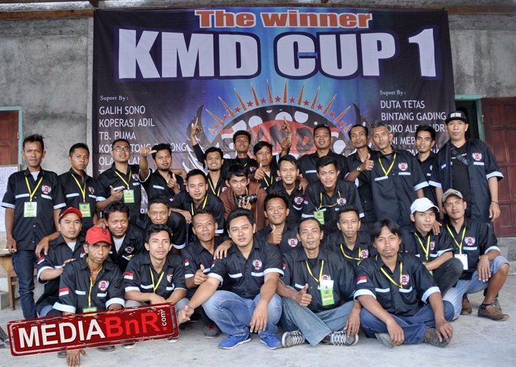 Satu Darah BC Buktikan di KMD Cup