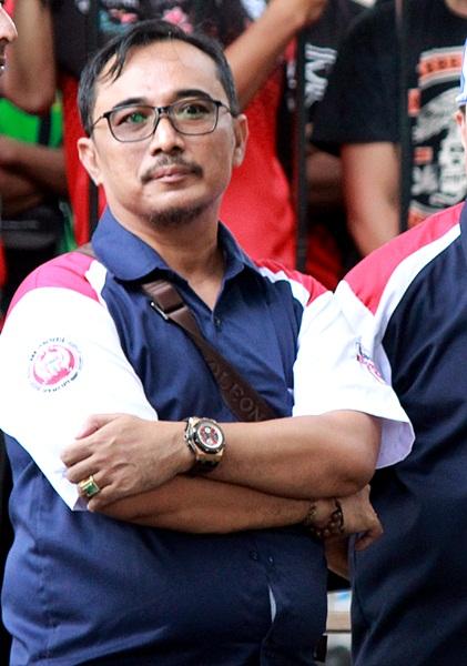 H. Mansur Ketua Harian BnR Indonesia