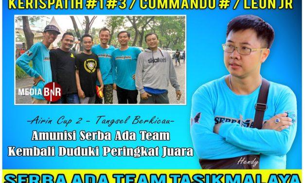 Airin Cup 2 : Commando, Kerispatih, Leon Jr Pertahankan Gelar Juara