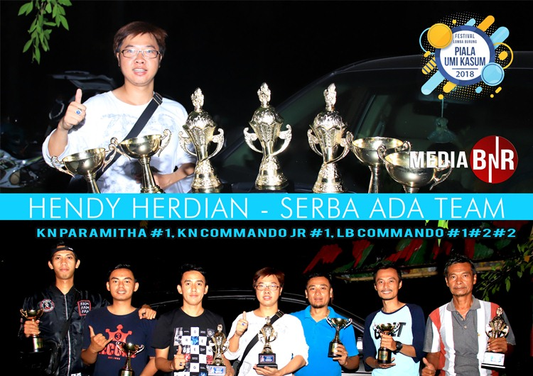 Borong Juara di Umi Kasum Cup – Lb Commando, Kn Paramitha dan Commando Jr Kembali Curi Perhatian