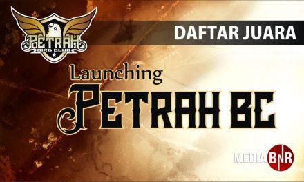 Daftar Juara Launching Petrah BC (24/8/2018)