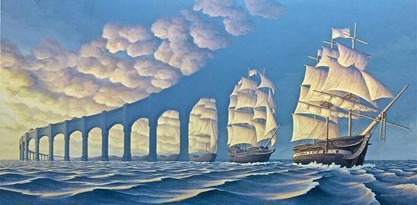 Kapal BnR Terus Berlayar