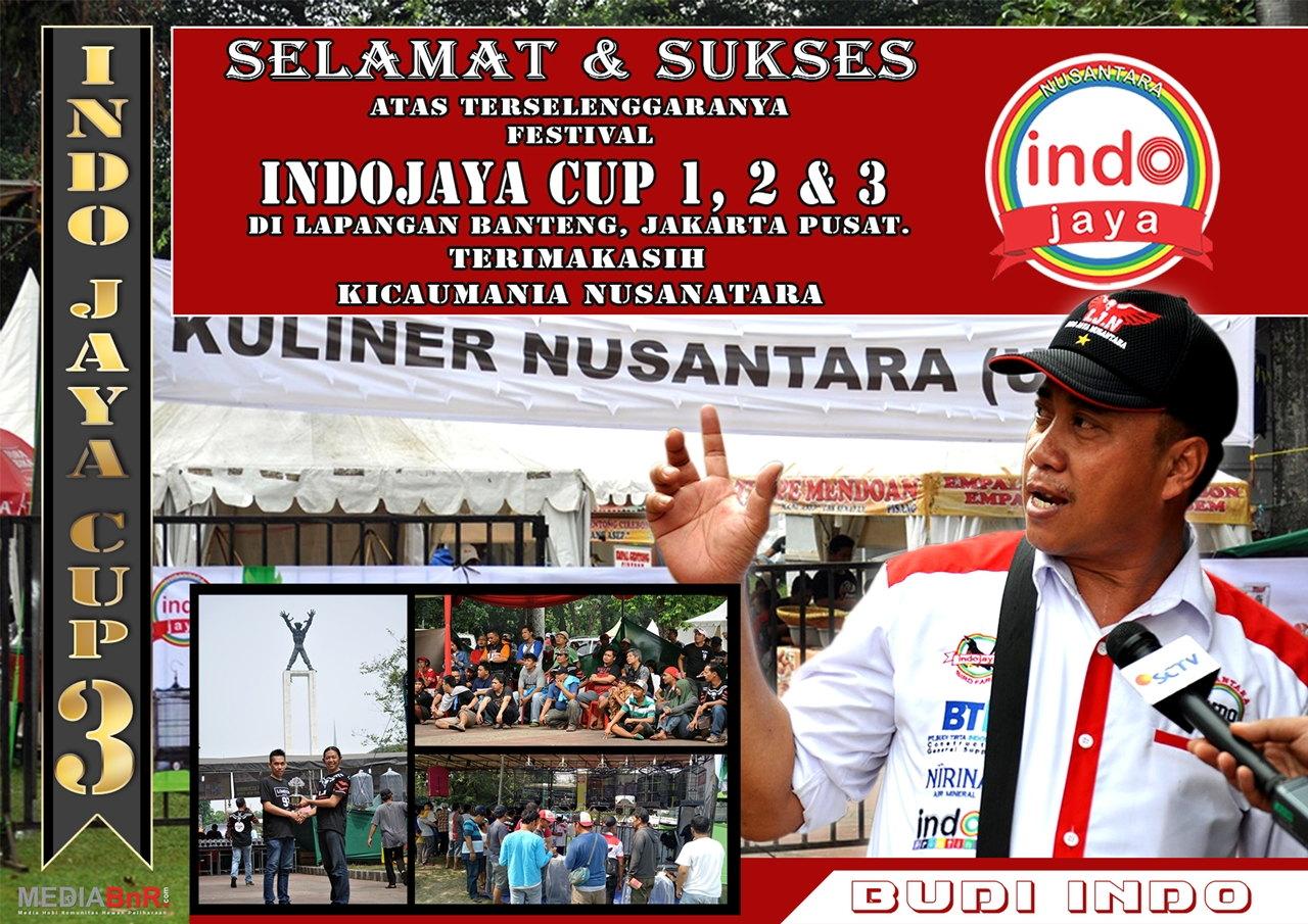 Terimakasih Kicaumania Nusantara