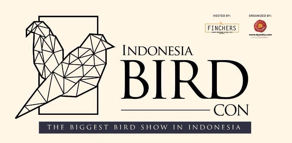 Indonesia Bird Con 2019 : Pameran lndustri Burung Pertama Kali Digelar di Indonesia