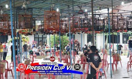 KUALITAS NYATA PARA JAWARA DI ROAD TO PRESIDEN CUP VI PALEMBANG