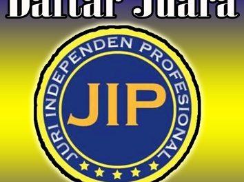 Daftar Juara VIP Class Murai Batu Telaga Enterprise JIP (29/12/2019)