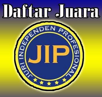 DAFTAR JUARA LATBER SPECIAL TELAGA ENTERPRISE (08/08/2019)