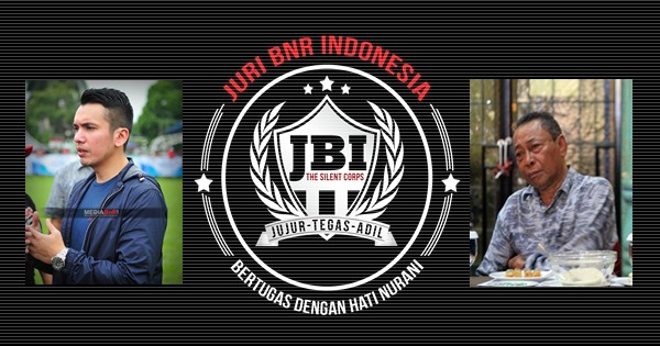 Juri BnR Indonesia Cup I