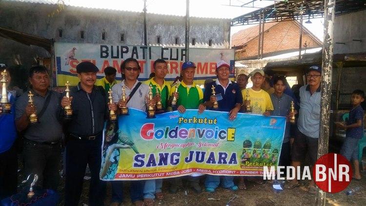 Bupati Cup-Liga Piyik Jateng 2018
