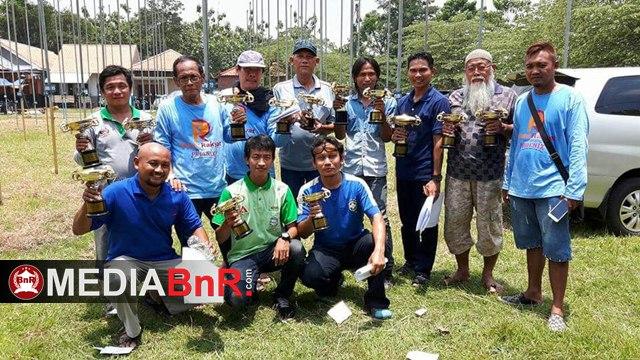 Satria Muda Menggila, Team Perkutut Rakyat Semarang Dominasi kejuaraan