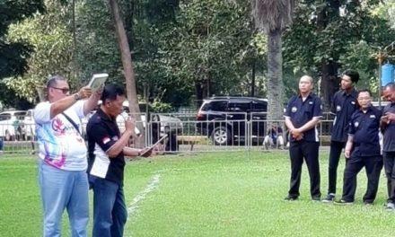 Lomba Besar Juri Langsung Disumpah BnR Satoe