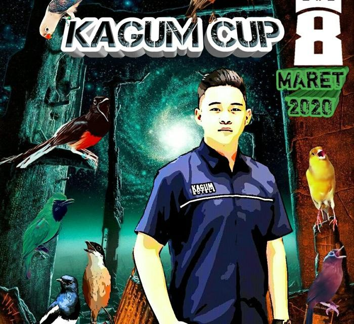 KAGUM CUP 1 : Tiket Makin Menipis, Pesanan Membludak