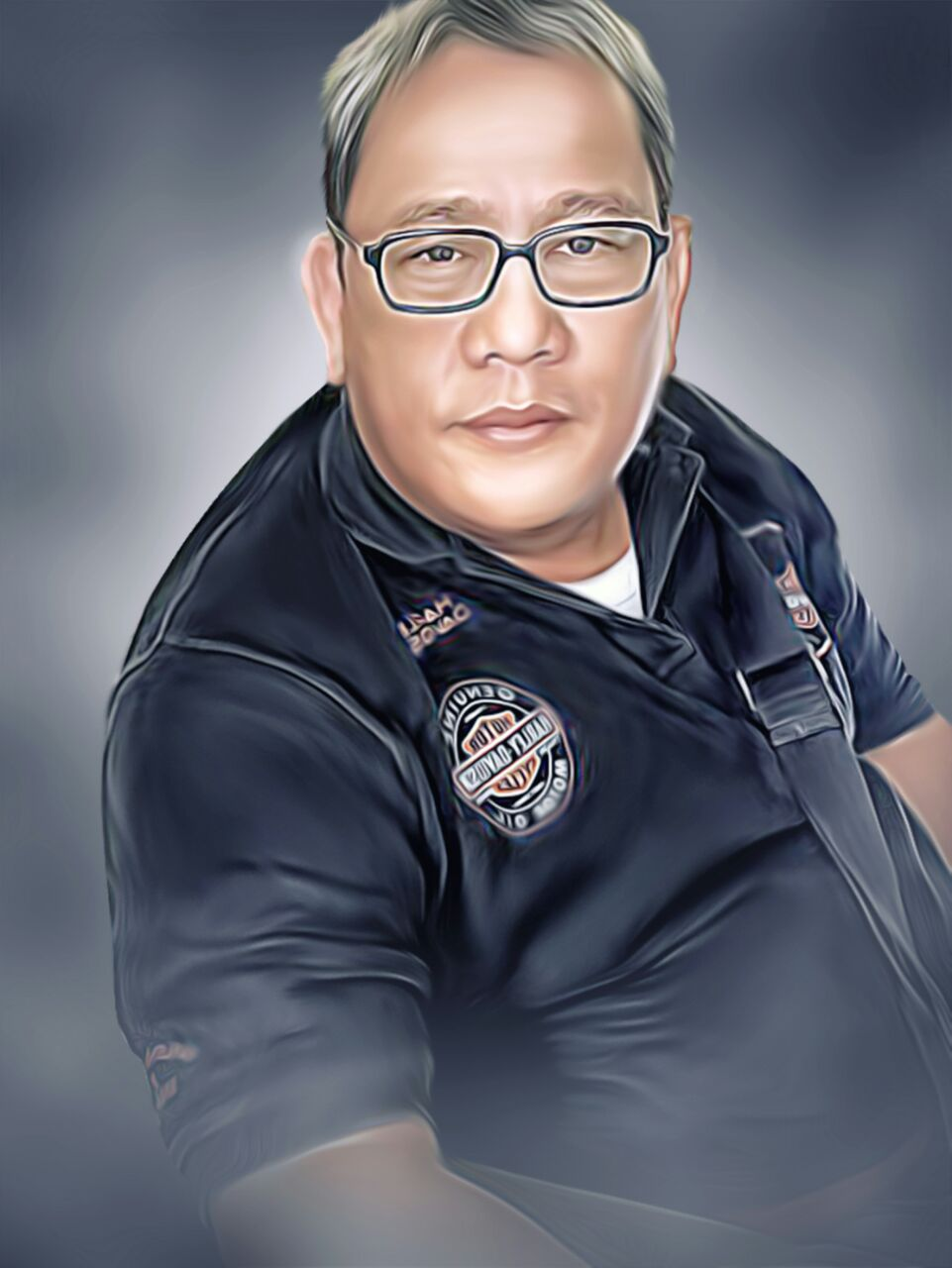 karikatur bang boy