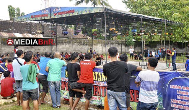 Latber Perdana BnR Wonosari Rapatkan 450 Kontestan