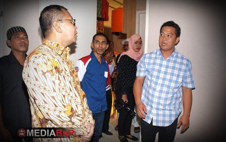 (ki-ka) Danny Pomanto, Sultan Arief dan Edi Dermawan